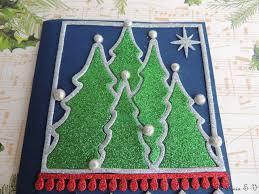 cards crafts projects glitter foam card