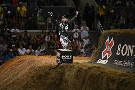 nate adams freestyle motocross all the action from motox freestyle at x games la