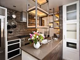 kitchen pot rack ideas appliances gemini pendant cooker single built in oven mosaic