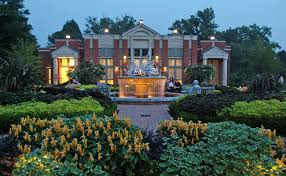 Botanical Gardens Ga Mershon Glows In The Evening Special Venues Pinterest