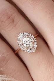 24 vintage engagement rings with stunning details engagement