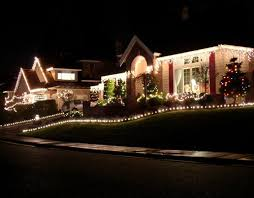 outdoor christmas light installation company holiday decoration