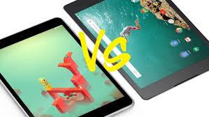 android tablet comparison nokia n1 vs nexus 9 comparison what s the best android lollipop