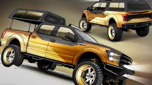 Ford Raptor Truck Cap - a r e 2016 gold standard f150 project truck youtube