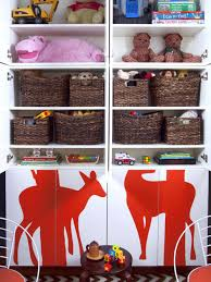 organizing storage tips for the pint size set hgtv