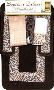 animal print bath rugs rug designs