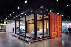 2 shipping container house