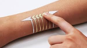 mit u0027s next breakthrough interface temporary tattoos