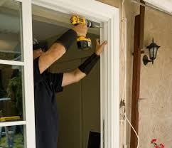 Replace Exterior Door Frame Astonishing Cost To Install Exterior Door And Frame Picture On