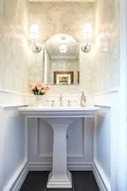 kohler sink pedestal powder room with pedestal sink decorating ideas powder room traditional with c towels