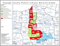 Finger Lakes New York Map by Cayuga County Find Your Public Library In New York State Library