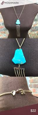 turquoise gold chain necklace images 25 cute necklace chain lengths ideas necklace jpg