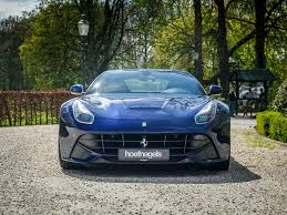 Ferrari F12 Blue - ferrari f12 tailor made spotted for sale