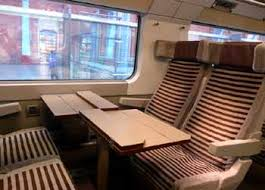 fold up train table passenger train variations long distance intercity trains