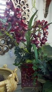 artificial floral arrangements and artificial plant artificial