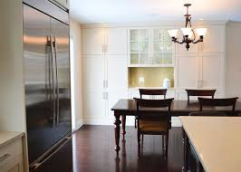 downsview kitchens for a modern kitchen with a square table legs