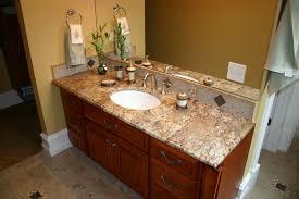 Granite Bathroom Vanity Tops With Sink Home Design Ideas And - Quartz bathroom countertops with sinks