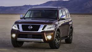 nissan patrol 2016 platinum interior 2017 nissan armada is north america u0027s patrol or the infiniti