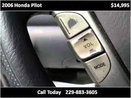 Used Volkswagen In Albany Ga by 2006 Honda Pilot Used Cars Albany Ga Youtube
