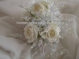 silk flowers for weddings beautiful made silk flowers wedding bouquets weddings