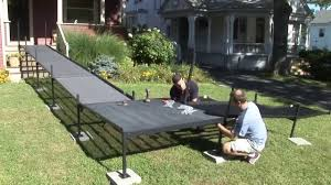 national ramp modular wheelchair ramps at rehabmart com youtube