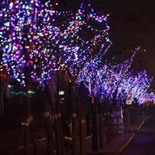 solar power led string light christmas festival decoration in