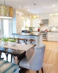 Design Of Kitchen by Contemporary Open Concept Kitchen Dining Room And Family Den