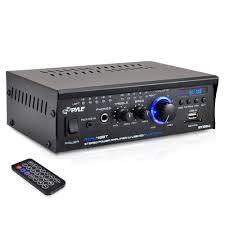 home theater power amplifier shop amazon com power amplifiers