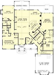Houses Floor Plans by 278 Best Lake House Plans Images On Pinterest Homes Small House