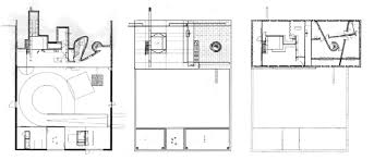 stahl house floor plan koolhaas bordeaux house plan using natural landfill to support