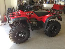 new from va honda foreman forums rubicon rincon rancher and