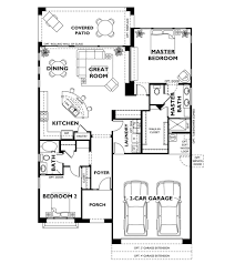 beautiful model house floor plan with additional small home