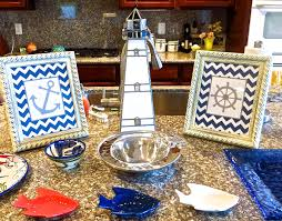 Sailor Themed Bathroom Accessories Lighthouse Bathroom Decor Themed
