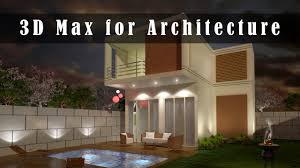 3d Max Home Design Tutorial by 3d Max Tutorial For Architecture Part 1 Youtube