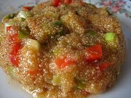 comment cuisiner l amarante taboulé d amarante aux tomates et céleri
