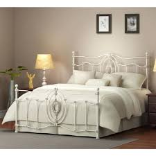 Queen Bed Rails For Headboard And Footboard by Headboard Antique Metal Queen Beds Antique Iron Headboards