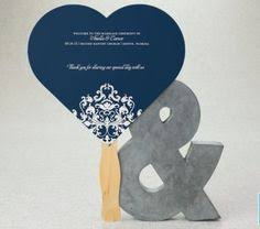 fan shaped wedding programs wood grain floral heart program fan 40 http mediaplus