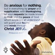 the potter s house on be anxious for nothing make all