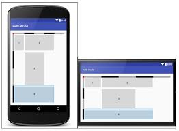 grid layout for android happy coding box android distribute grid layout row and column equally