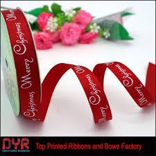 ribbon cheap cheap printed christmas ribbon