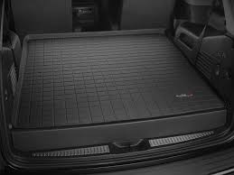 gmc yukon trunk space 2017 gmc yukon yukon denali cargo mat and trunk liner for cars