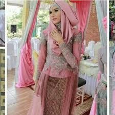 model baju kebaya muslim inspirasi 20 model kebaya muslim gebeet