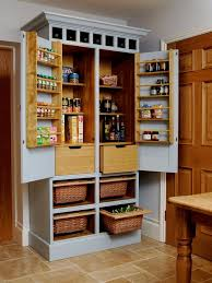 Free Standing Kitchen Pantry Furniture Build A Freestanding Pantry Standing Kitchen Kitchen Pantries