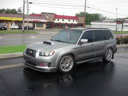 2005 subaru forester slammed big time azz whooping wrx sti prepped subaru forester yes please