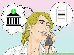 how to write a bank authorization letter with sample