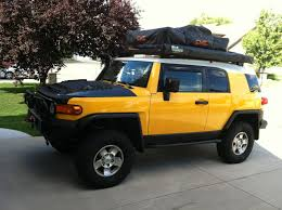 Ironman Awning Post The Latest Photo Of Your Fj And You Could Win A Free T Shirt