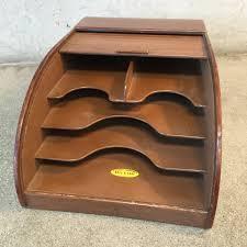 Vintage Desk Organizers Vintage Roll Top Desk Organizer U2013 Urbanamericana
