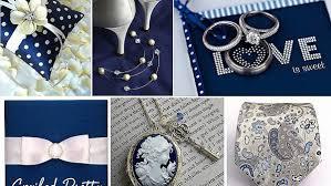 midnight blue wedding band niizato wedding colors