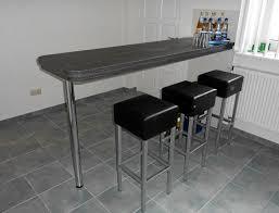 bartisch küche küche bartisch kücheneinrichtung ideen
