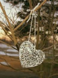 Bird Seed Decorations For Christmas Tree by Wild Bird Food Garland For Winter Seasons Winter Pinterest